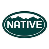 CO - Colorado - Native Decal