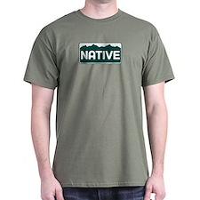 CO - Colorado - Native T-Shirt