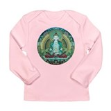 Amithaba Buddha Long Sleeve T-Shirt