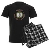 60th Vintage birthday  Pyjamas
