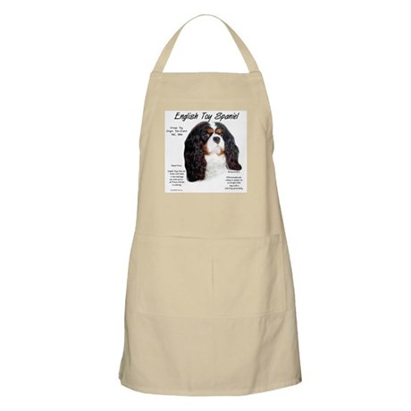 Prince Charles English Toy BBQ Apron