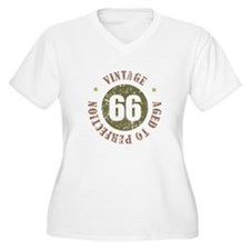66th Vintage birthday T-Shirt