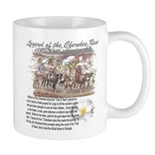 """Cherokee Rose Legend"" Mug"