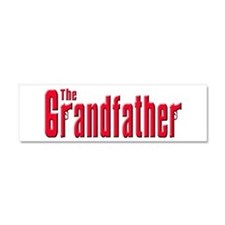 The Grandfather Car Magnet 10 x 3