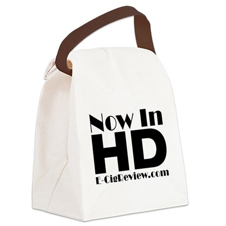 HD Canvas Lunch Bag
