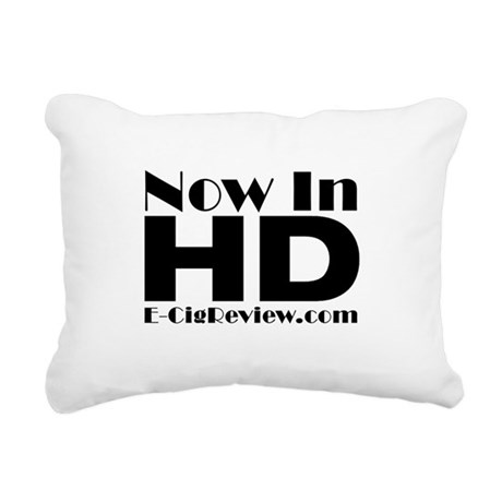 HD Rectangular Canvas Pillow