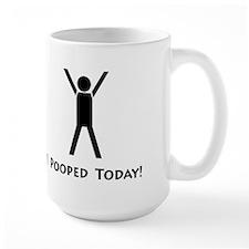 ipoopedtodaymug Mugs