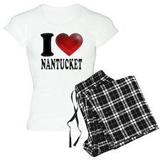 I Heart Nantucket Pajamas