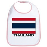 Flag of Thailand Bib