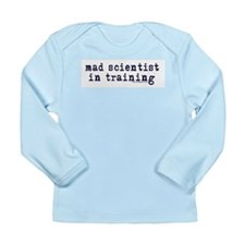 Mad Scientist Long Sleeve Infant T-Shirt