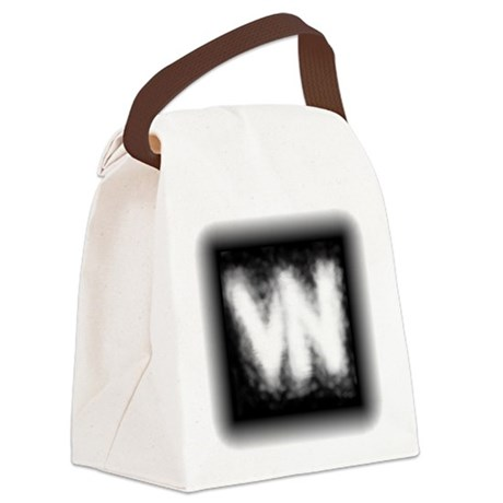 VN Logo Canvas Lunch Bag