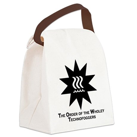 Technofogger Canvas Lunch Bag