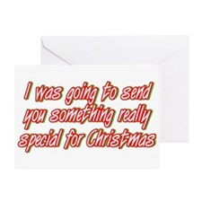 Funny Gag Greeting Card