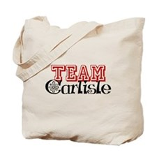 Team Carlisle Tote Bag
