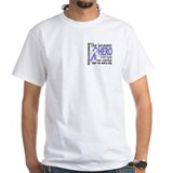 Bravest Hero I Knew Prostate Cancer Gifts Shirt
