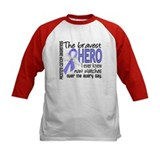 Bravest Hero I Knew Prostate Cancer Gifts Tee