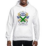 Clarksone Coat of Arms Hooded Sweatshirt