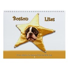 Boston Lites Wall Calendar