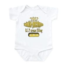 R.I.P cream filling Infant Bodysuit