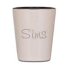 Sims Spark Shot Glass