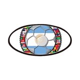 Argentina Flag World Cup Soccer Football Futbol Ba