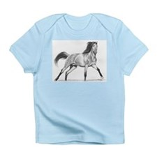 Buckskin Horse Infant T-Shirt