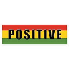 Rasta Gear Shop Positive Bumper Bumper Sticker