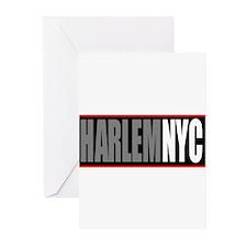 Cute Harlem Greeting Cards (Pk of 10)