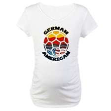 German American Football Soccer Shirt