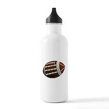 Football Water Bottle