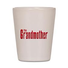 The Grandmother Shot Glass