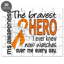 Bravest Hero I Knew MS Puzzle