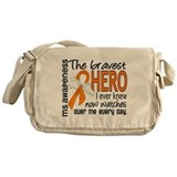 Bravest Hero I Knew MS Messenger Bag