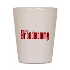 The Grandmommy Shot Glass
