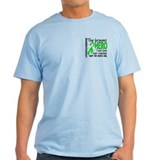 Bravest Hero I Knew Lymphoma T-Shirt