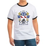 Cairnie Coat of Arms Ringer T