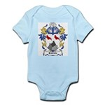Cairnie Coat of Arms Infant Creeper