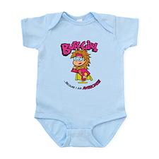 Buffgirl Infant Bodysuit