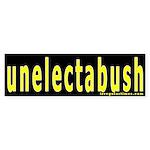 unelectabush Bumper Sticker
