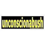 unconscionabush Bumper Sticker