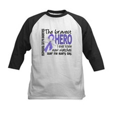 Bravest Hero I Knew Esophageal Cancer Tee