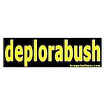 deplorabush Bumper Sticker