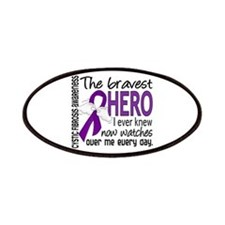 Bravest Hero I Knew Cystic Fibrosis Patches