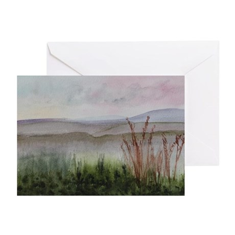 Misty Day Greeting Cards (Pk of 10)