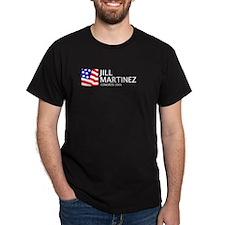 Martinez 06 Black T-Shirt