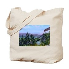Jay Peak Lookout Tote Bag