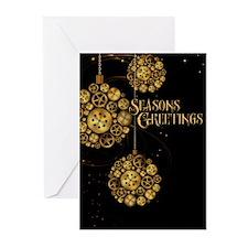 Clockwork Greeting Cards (Pk of 10)
