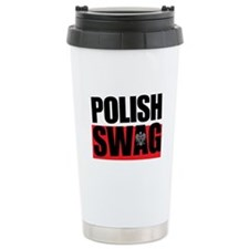 Polish Swag - 2012 Ceramic Travel Mug