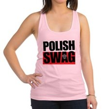 Polish Swag - 2012 Racerback Tank Top