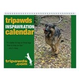 Tripawds Inspawration Wall Calendar 4 New for 2013